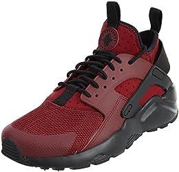 scarpe uomo nike huarace rosse
