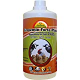 Growel Growmin Forte Plus- Chelated Minerals Supplements For Birds,Goat & Other Farm Animals (500 Ml)