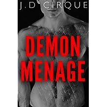 Demon Menage (Dark Horror Devil Erotica)