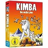 Kimba - Der weiße Löwe - Box 1