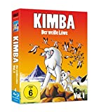 Kimba - Der weiße Löwe - Box 1 [4 Blu-rays]