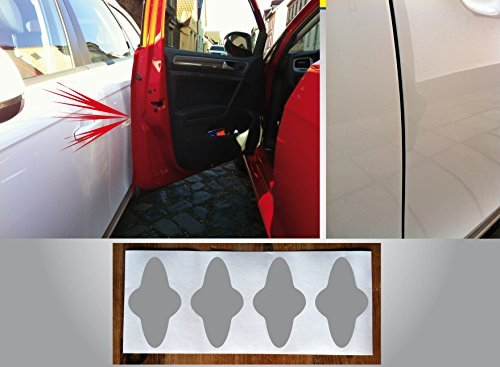 Türkantenschutz Türkantenschutzfolie Lackschutzfolie transparent für alle Fahrzeuge