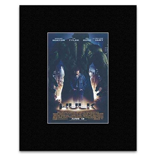The Incredible Hulk-von Louis Leterrier Mini Poster-30,3x 25,4cm (Hulk Tim Roth)