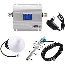 Ltopow Nouveau LCD GSM 2G 900MHz Signal Booster Amplificateur de Signal de Mobile Amplificateur + Kit d'Antenne