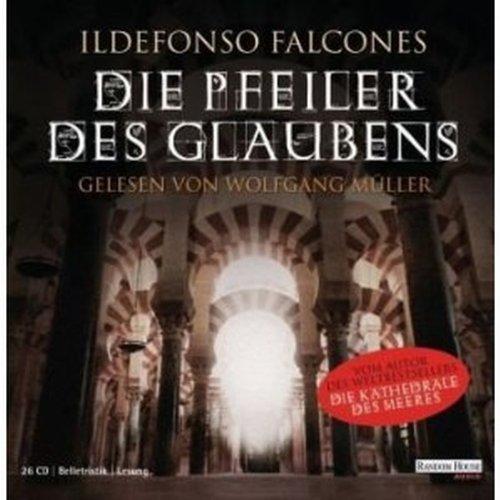 Buchseite und Rezensionen zu 'Die Pfeiler des Glaubens' von Ildefonso Falcones