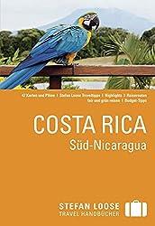 Stefan Loose Reiseführer Costa Rica, Süd-Nicaragua