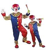 Unbekannt P 'Tit Clown 46055Kostüm Erwachsene Overall Clown–Einheitsgröße–Mehrfarbig