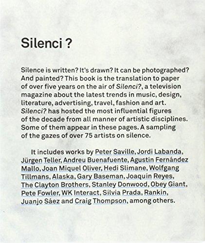 SILENCI? (ENG) (ACTAR)