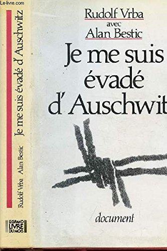 Je me suis vad d'Auschwitz