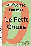 Le Petit Chose - Ligaran - 20/01/2015