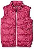 NAME IT Mädchen Weste NKFMYLANE Vest, Rosa Anemone, (Herstellergröße: 152)