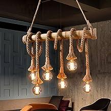 Lampara rustica - Como hacer lamparas de techo modernas ...