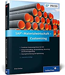 SAP-Materialwirtschaft - Customizing: SAP MM erfolgreich konfigurieren (SAP PRESS)