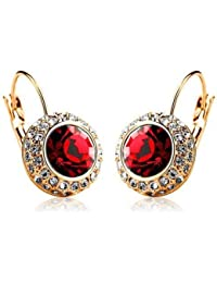 YouBella Jewellery Earrings for women stylish Latest Design Crystal Earrings for Girls and Women