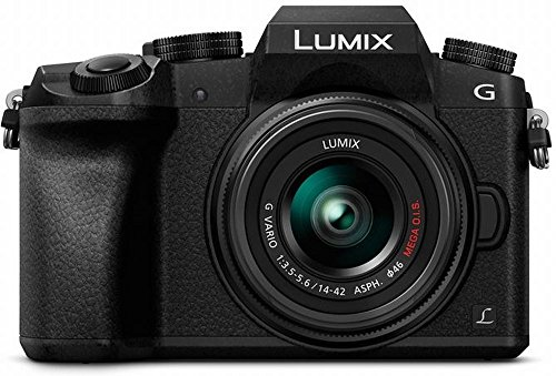 Panasonic Lumix DMC-G7 (Kit) Black