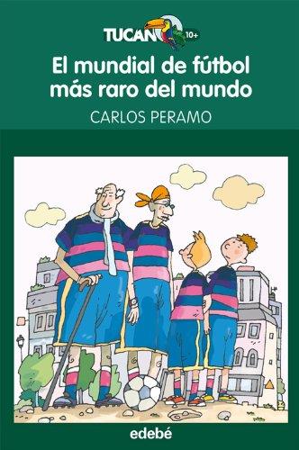 EL MUNDIAL DE FÚTBOL MÁS RARO DEL MUNDO (Tucán verde)