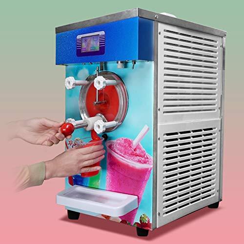 Máquina de batido comercial,máquina de granizados de hielo,malteada batidora, máquina de fabricación...