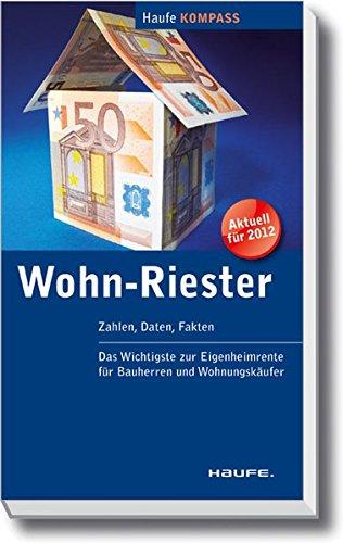 Wohn-Riester (Haufe Kompass)