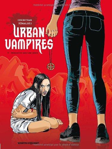Urban vampires, Tome 2 : Rencontre avec une ombre