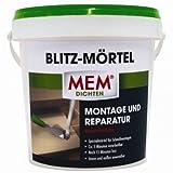 MEM Blitz-Mörtel, 1 kg, 500342