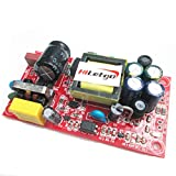 HiLetgo 12V1A5V1A Fully Isolated Switch Power Module AC-DC Module 220V to 12V 5V Dual Output