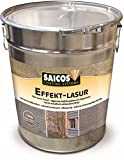 Saicos Effekt-Lasur 7696 Silber transparent 10 Liter