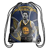 NBA Golden State warriorsthompson K. # 11 Player bedruckt Kordelzug Rucksack, Golden State Warriors, One size