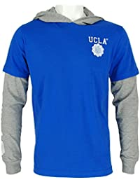 UCLA - T-shirt - Homme Princess Blue