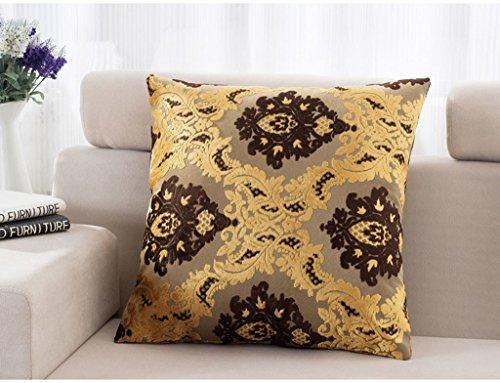 Continental dekorative Tuch Sofabezug Kissen Rückenlehne Bett-Schlafsaal
