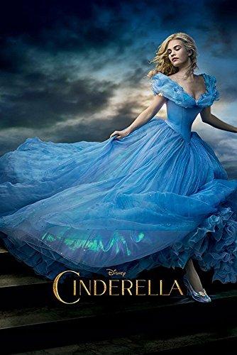 empireposter - Cinderella - Movie - Größe (cm), ca. 61x91,5 - Poster, NEU -