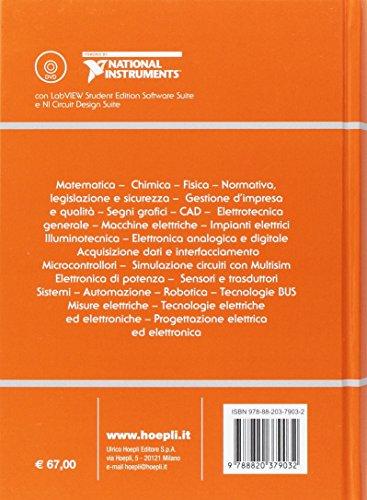 Zoom IMG-1 manuale di elettrotecnica elettronica e