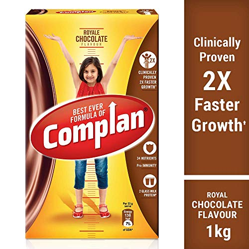 Complan Royale Chocolate Refill – 1Kg