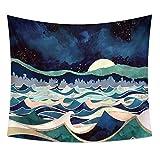 mmzki Asciugamano da Spiaggia X6-3 200 * 150 per Tappetino da Picnic con Cordino da tappezzeria per Camera da Letto Europea e Americana
