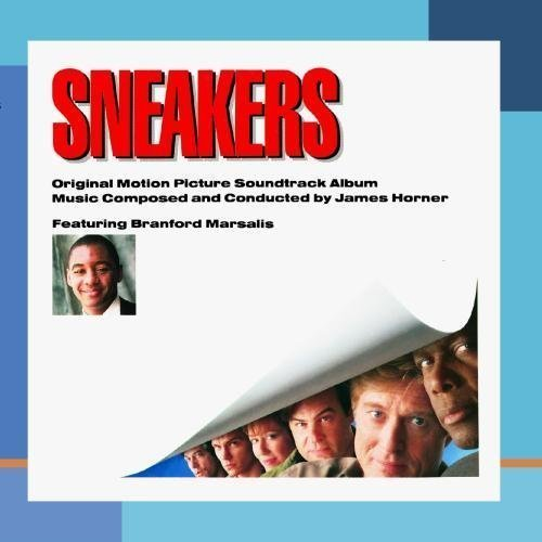 Sneakers: Original Motion Picture Soundtrack Album by Columbia by Horner, James Sneakers (Soundtrack)