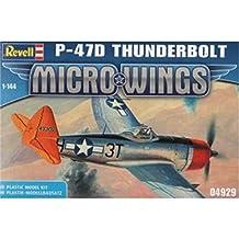 Micro Wings P - 47D Thunderbolt 1 : 144