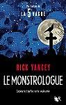 Le monstrologue par Yancey
