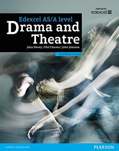Edexcel A level Drama and Theatre Student Book and ActiveBook (Edexcel A Level Drama 2016)