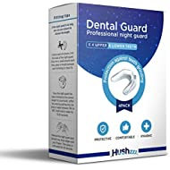 Custom Mouldable Dental Night Guard: Hushzzz Anti Teeth Grinding Mouthguard | Free further instructions and installation tips PDF included