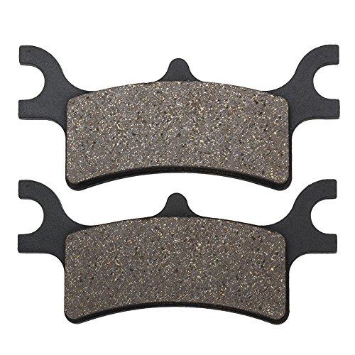 Cyleto pastiglie freno posteriore per POLARIS 500Scrambler 4x 420052006200720082009201020112012/Scrambler 5002x 420072008