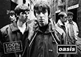 OASIS poster-15a-Poster Noel & Liam Gallagher-Music Band-Music Legends-A3poster stampa-immagine