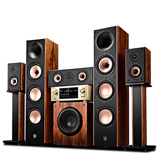 Home Cinema Lautsprecher System mit 5.1 Sound Field Surround Technology 3D Surround Bluetooth Connection Floorstanding Speakers