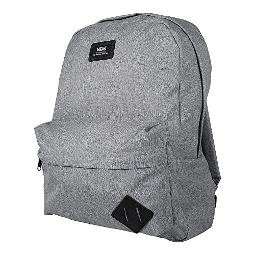Imagen de vans old skool ii backpack  tipo casual, 42 cm, 22 liters, gris heather suiting