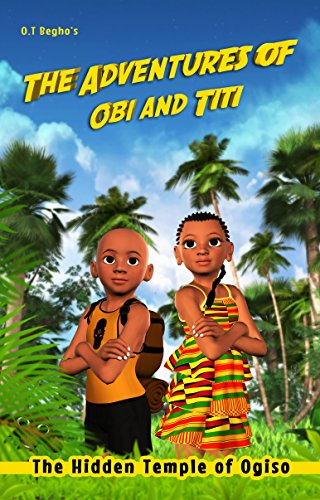 The Adventures of Obi and Titi - The Hidden Temple of Ogiso