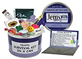 Best Birthday Gifts For All Birthday Gift For Dads - Birthday Survival Kit In A Can. Humorous Novelty Review