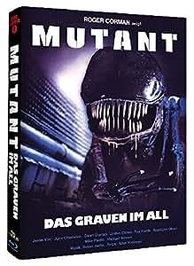 Mutant - Das Grauen im All - Mediabook  (+ DVD) [Blu-ray]