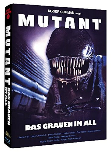 Mutant - Das Grauen im All - Mediabook  (+ DVD) [Blu-ray]