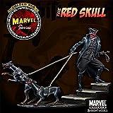 Marvel Universe Miniatur Model Kit 1/27 Red Skull 70 mm