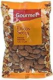 Gourmet - Frutos secos - Almendra largueta con piel tostada al natural - 125 g - [Pack de 5]