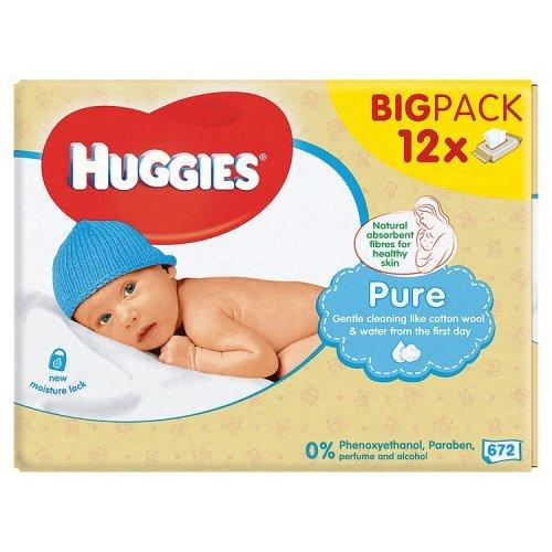 Toallitas para bebé