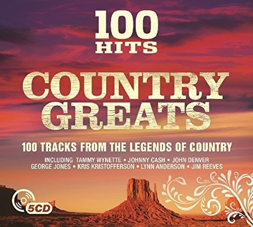 100 Hits - Country Greats